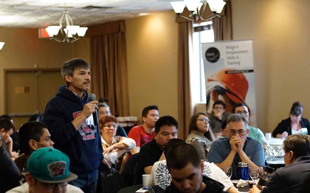 Summary on Striving for Nisga'a Workforce Inclusion and Success
